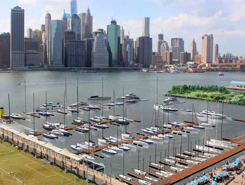 Brooklyn Sail