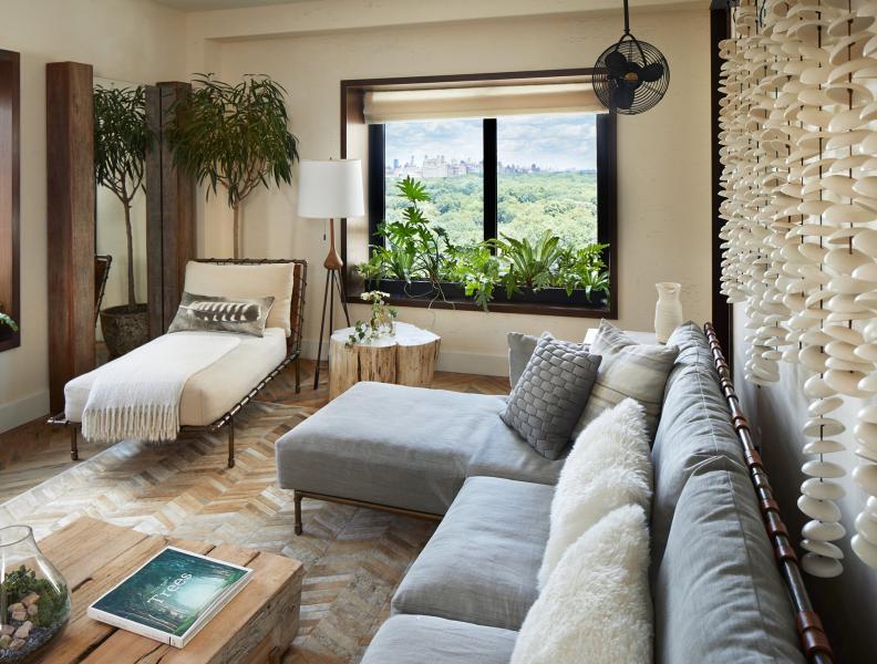central park greenhouse suite