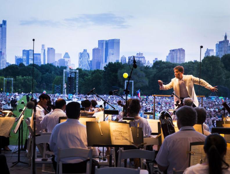 The Metropolitan Opera's Summer Recital Series