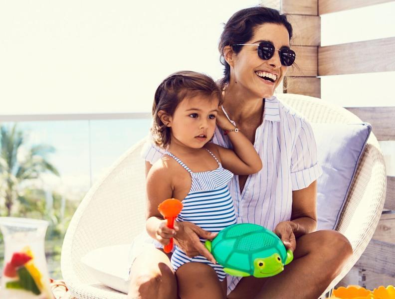 beach club family
