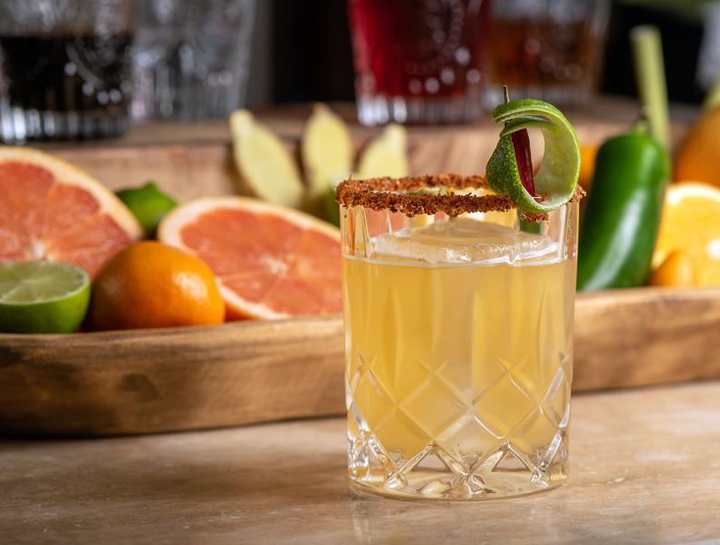 Juniper Tree Cocktail