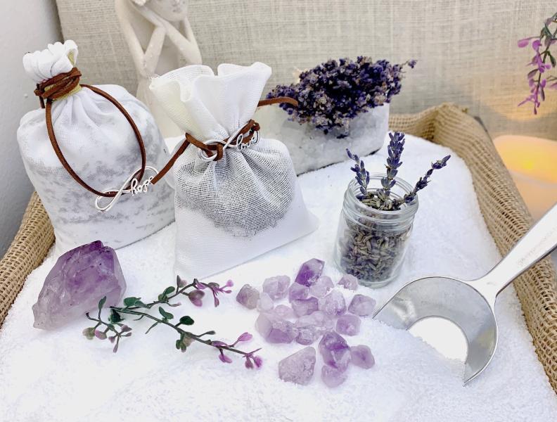 lavender blending greenhour activation