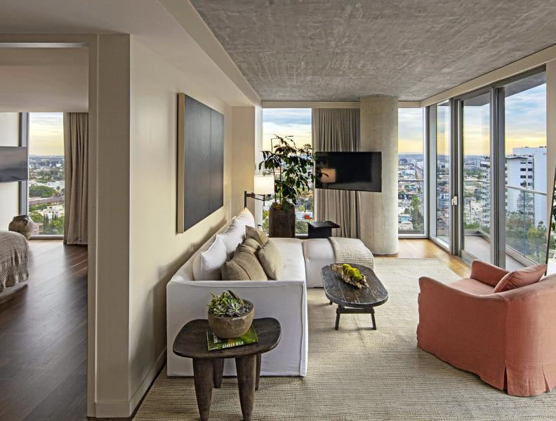 1 Hotel West Hollywood One Bedroom Suite