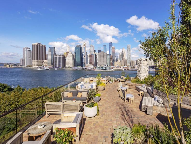 Harriet's Rooftop Brooklyn