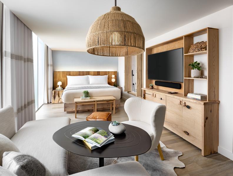 Studio Suite - 1 Hotel Toronto