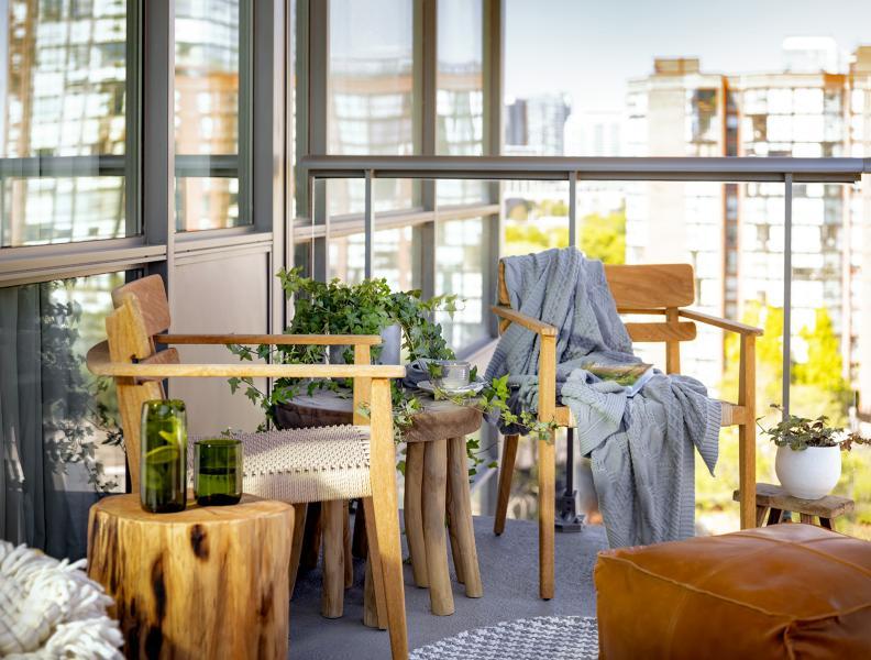 Balcony Toronto