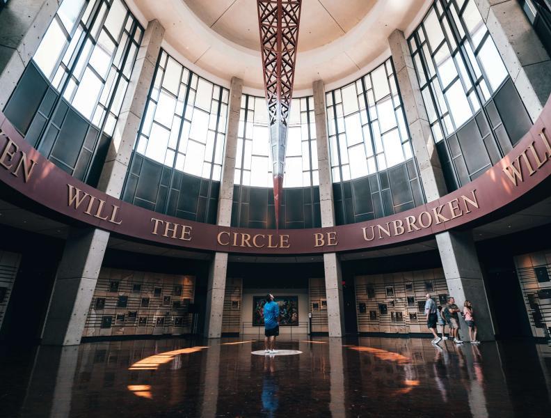 Image of the Hall of Fame Rotunda