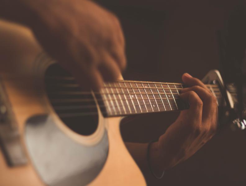 guitar - acoustic sounds