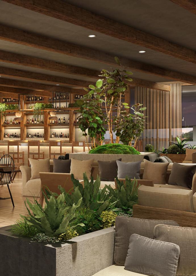 1 Hotel West Hollywood   Lobby
