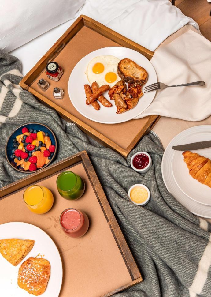 IRD Breakfast - Jams