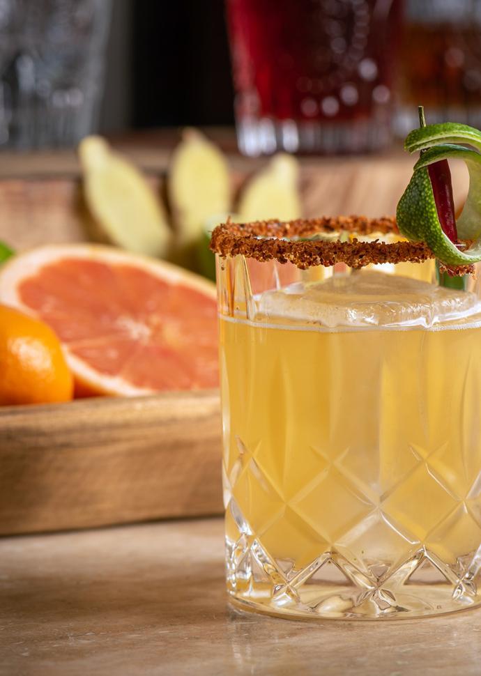 Juniper Cocktail