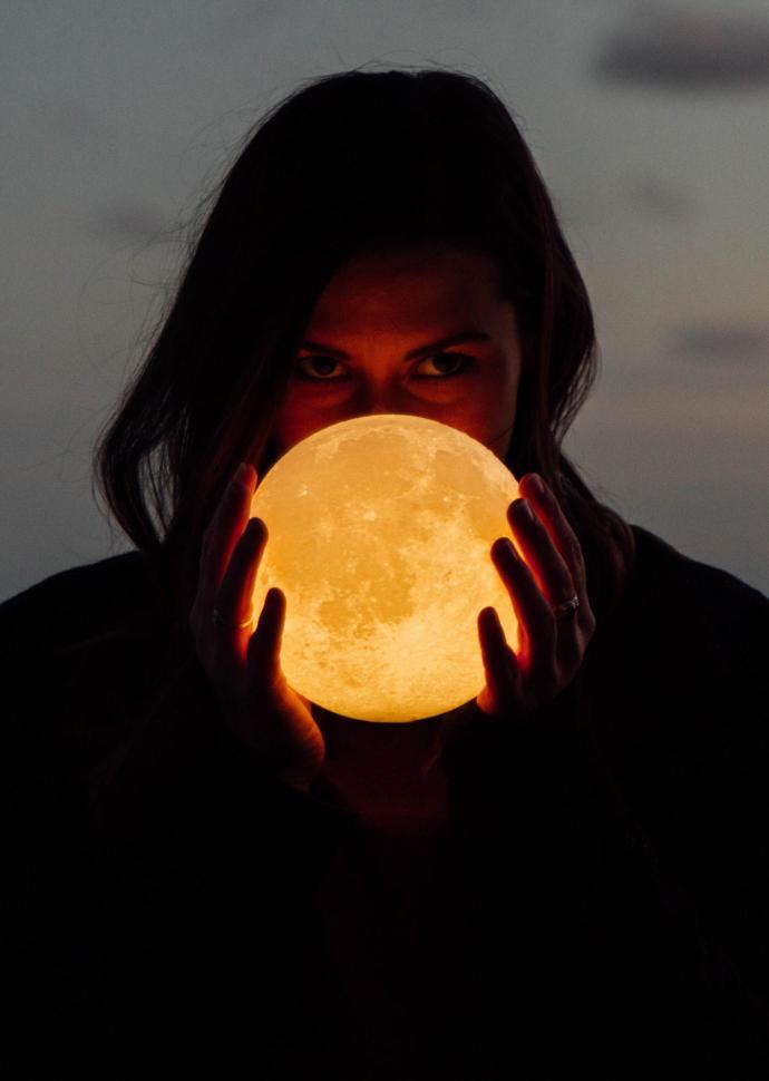 Full Moon October Hero
