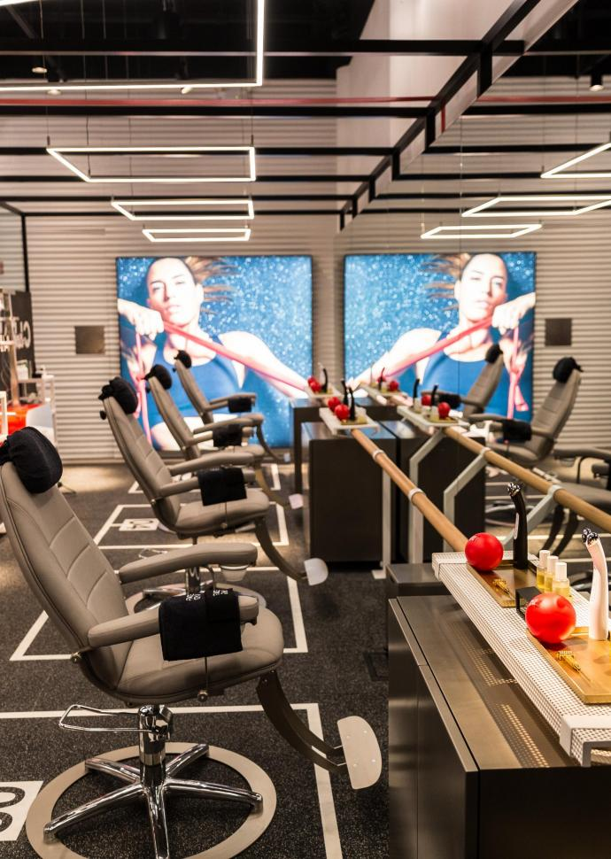 FaceGym 1 Hotel West Hollywood