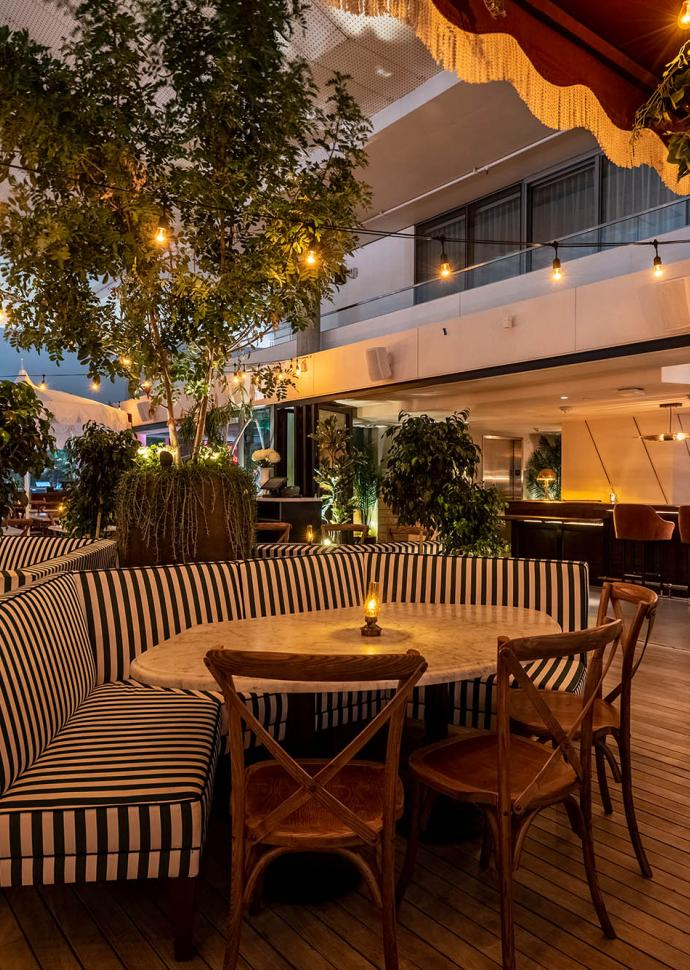 Harriet's Rooftop at 1 Hotel West Hollywood