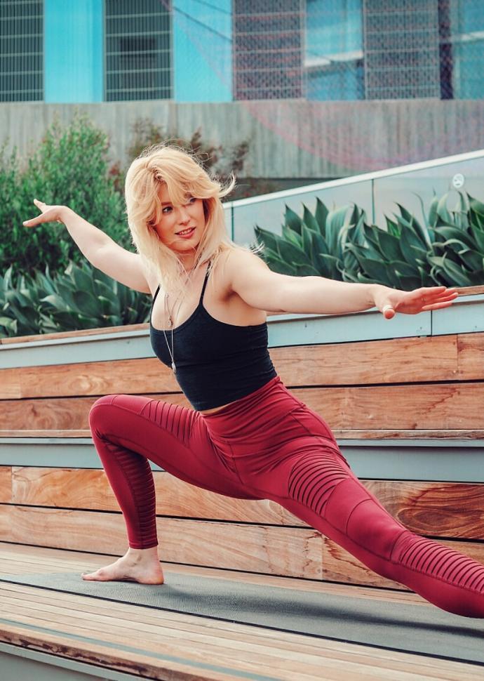 Personal Trainer Natalia Grace