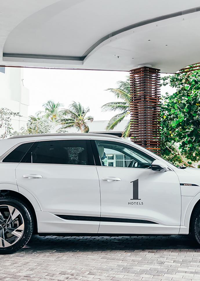 1 Hotel South Beach Audi e-tron