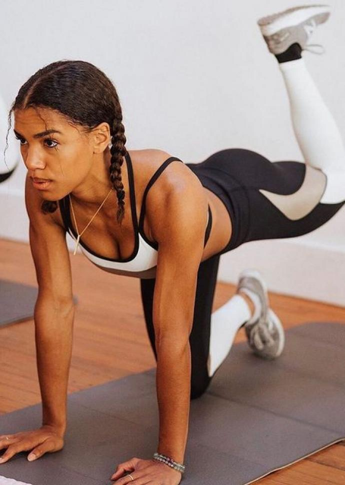 UNCF Mind and Movement Class