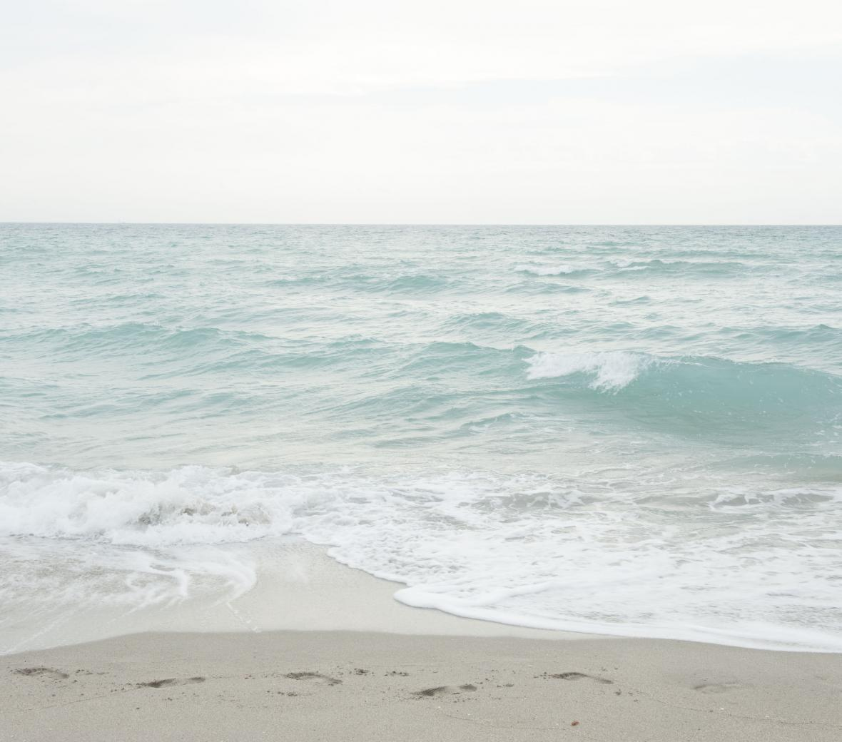 photo of the ocean
