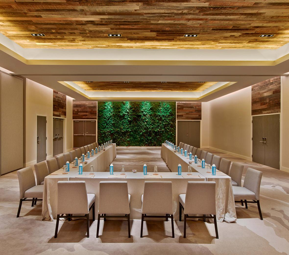Smaller meeting room at South Beach