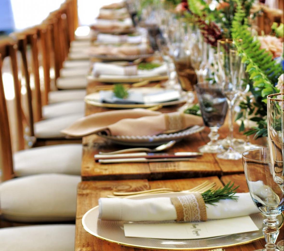 dinner event