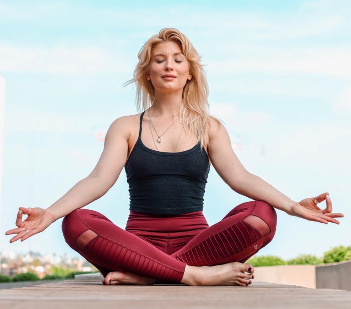 Corc Yoga National Yoga Awareness Month 1 Hotel West Hollywood