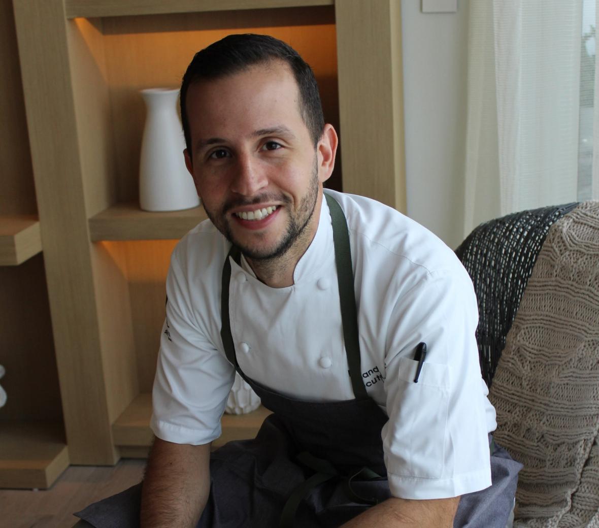 Chef Fernando Cruz
