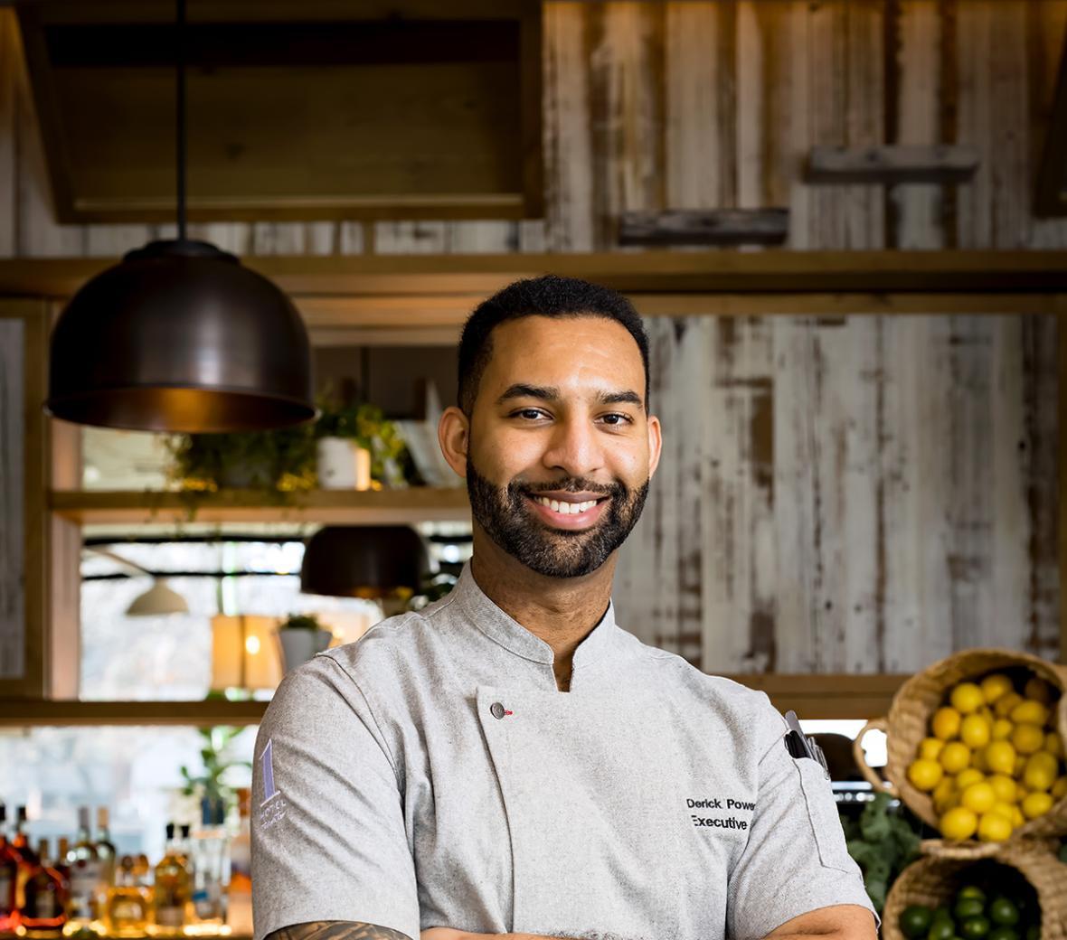 Chef Derek Powers Jr