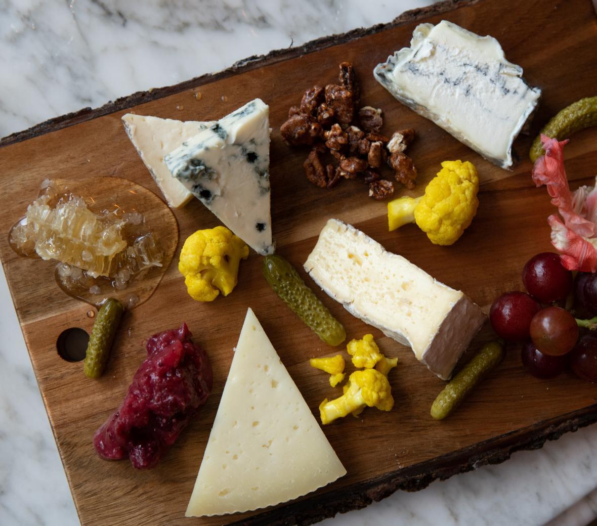 Osprey Cheese