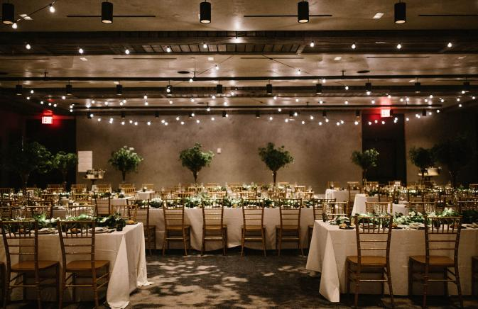 Brooklyn Wedding Venues | 1 Hotel Brooklyn Bridge