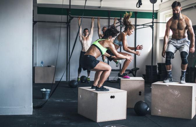 anatomy box jump