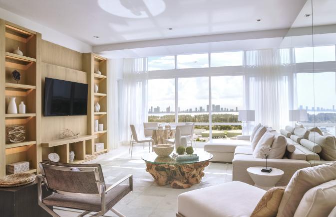 3 br living room