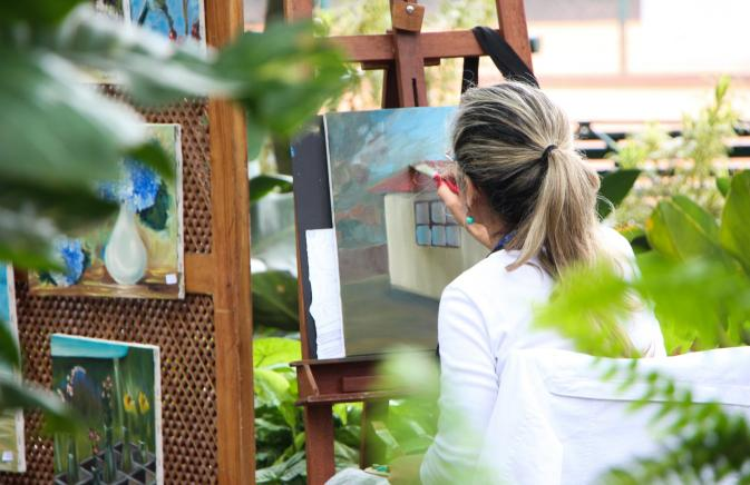 painting partist