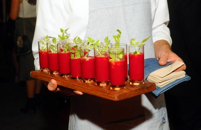 Catering Gazpacho Photo 1 Hotel West Hollywood