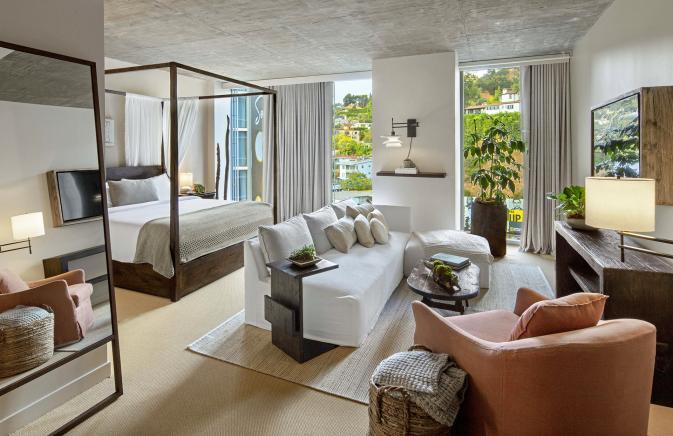 1 Hotel West Hollywood Studio Suite