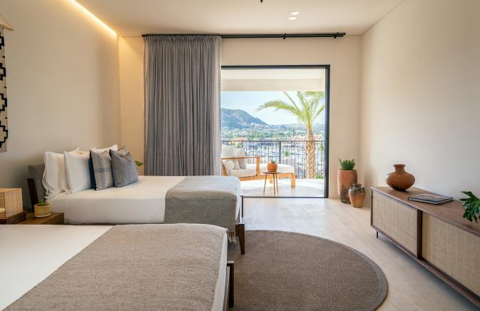 Three Bedroom Ocean View Home Bedroom