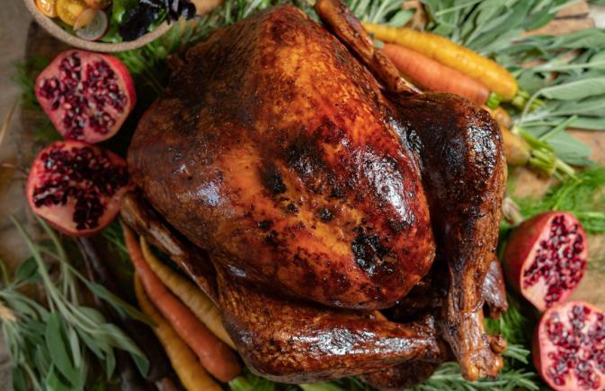 1 Kitchen by Chris Crary Thanksgiving Turkey