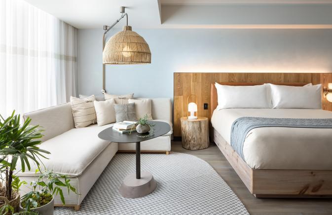 1 Hotel Toronto Guestroom