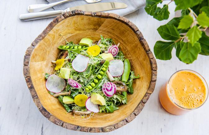 1 Kitchen Toronto Salad