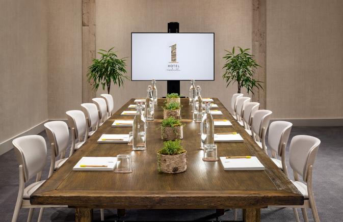 1 Hotel Nashville Meeting Room