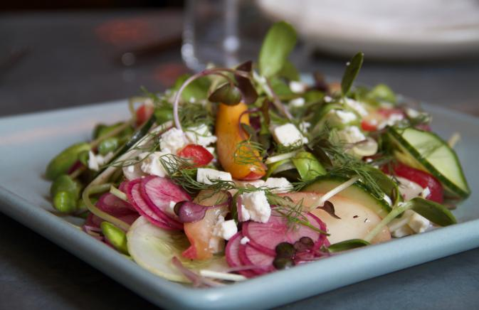 Jams Summer Salad