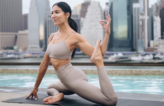 NY Yoga Instructor Gaby