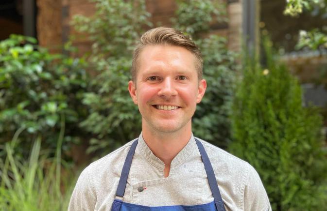 Chef Rob Eggleston