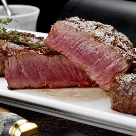 Steak Entre at STK