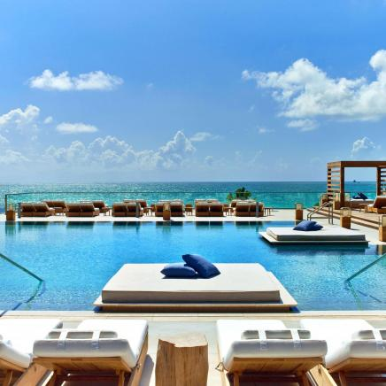 1 Hotel South Beach Pool