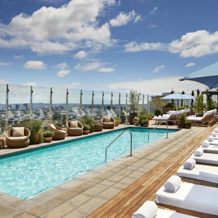 1 Hotel West Hollywood Pool