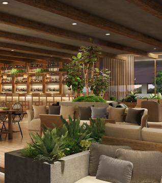 1 Hotel West Hollywood | Lobby