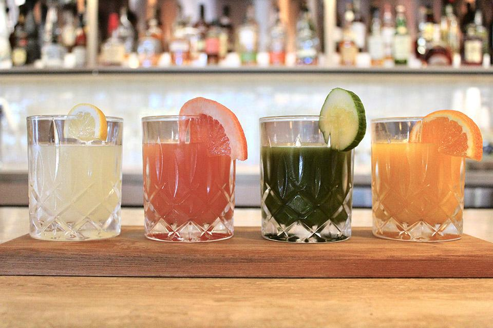 Immunity Boosting Juice Blends from 1 Hotel South Beach