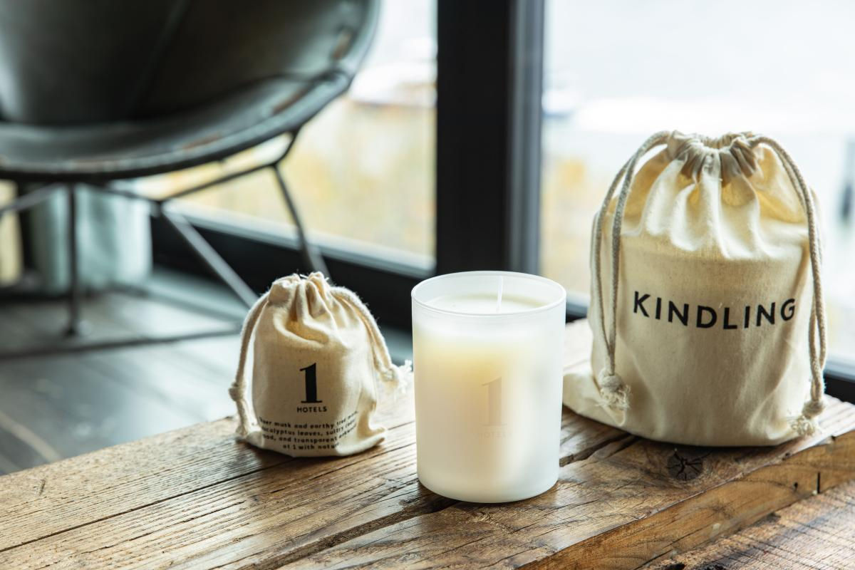 Get to Know the Story Behind Kindling, the Nostalgic Scent of 1 Hotels