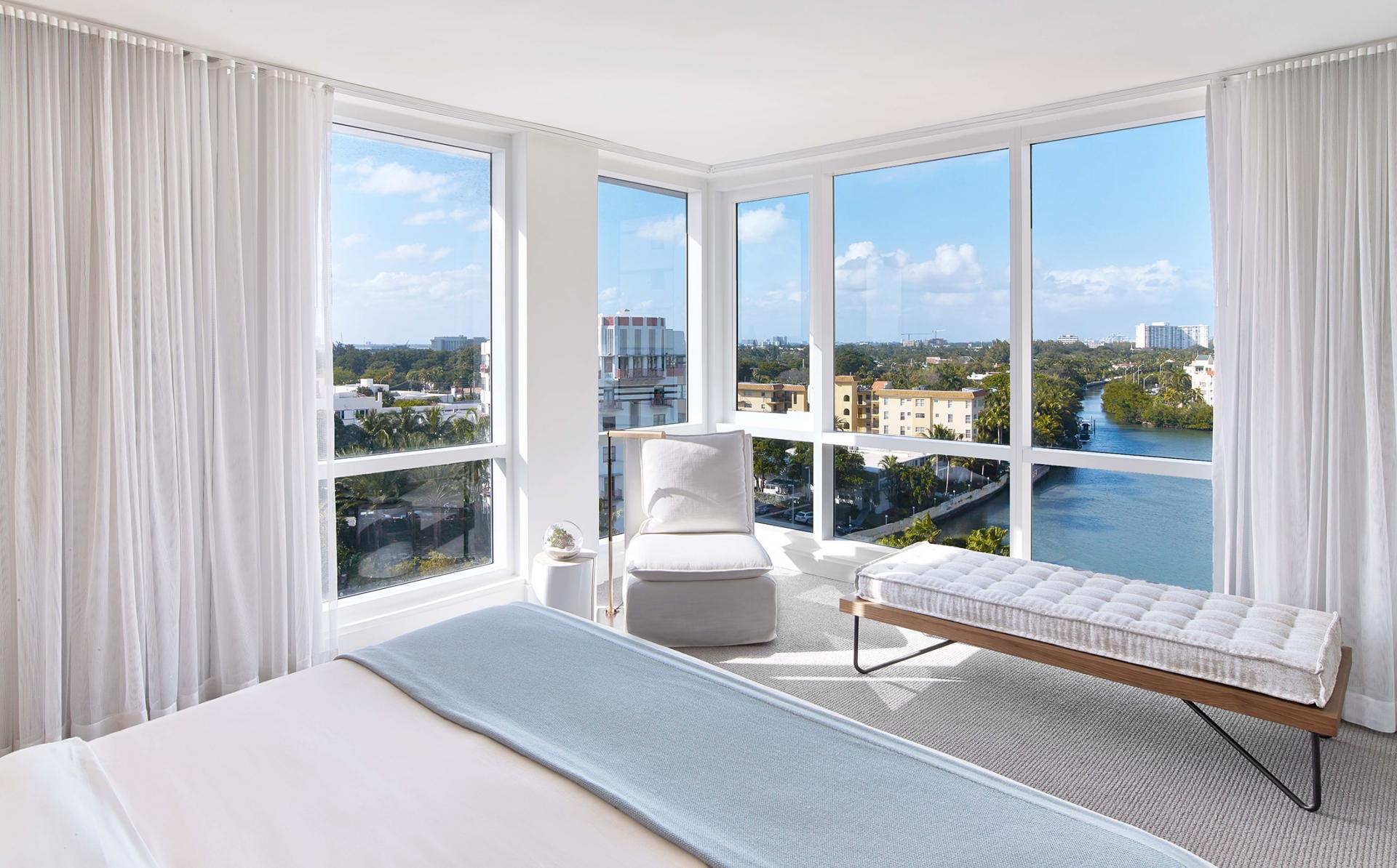 1 Bedroom Suite Amp City View 1 Hotel South Beach