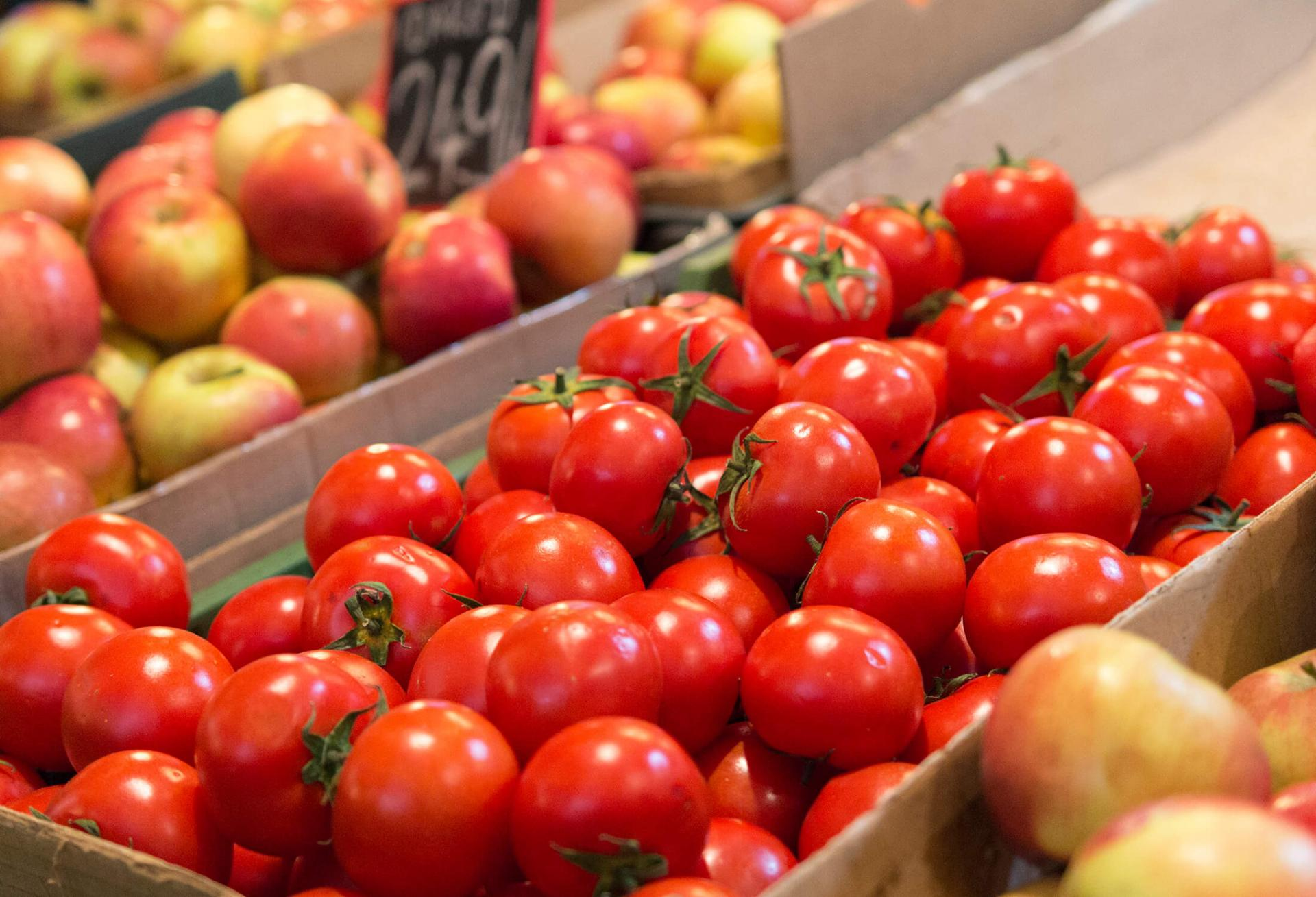 Chef Tips For Navigating The Farmer's Market